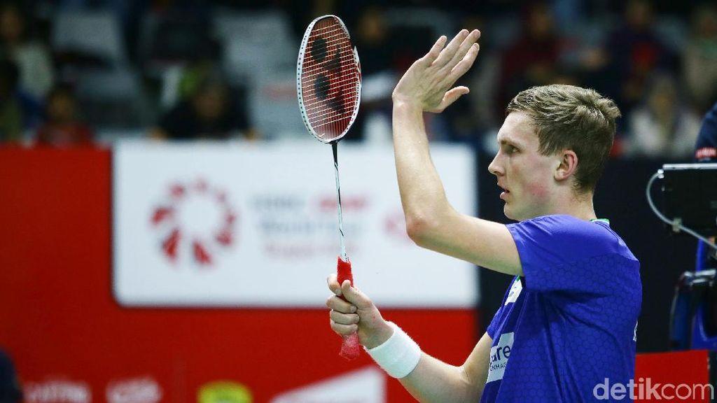 Viktor Axelsen Pulang ke Denmark Meski Masih Positif COVID-19