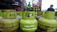 Elpiji 3 Kg Naik Jadi Rp 35.000, Jokowi: Belum Diputuskan