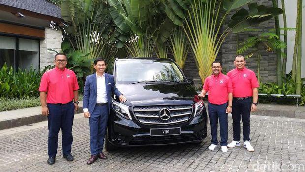 Mercedes-Benz New Vito