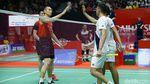 Fajar/Rian Tembus Perempat Final Indonesia Masters 2020