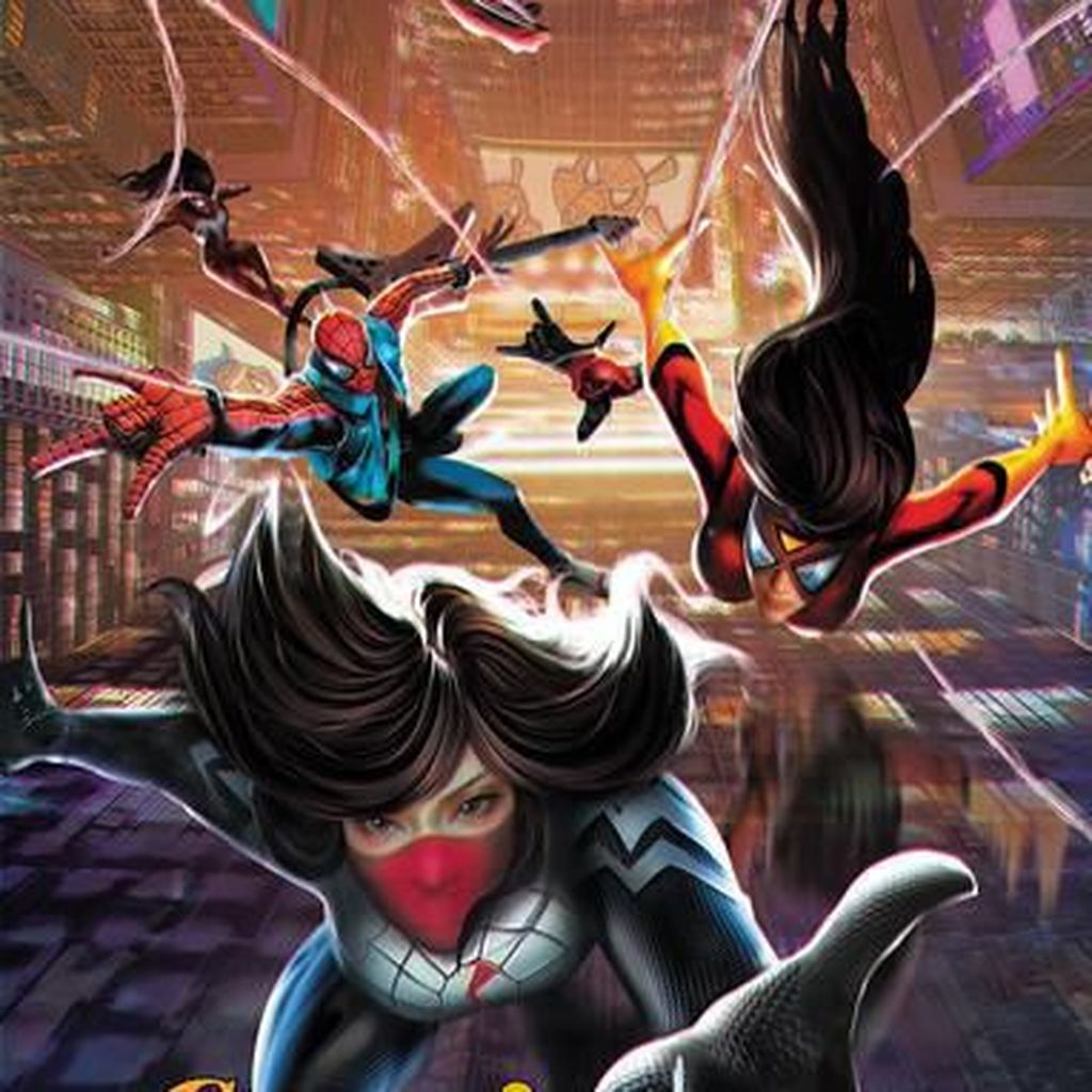 Jelang Imlek, Marvel Ubah Spider-Man hingga Spider-Gwen