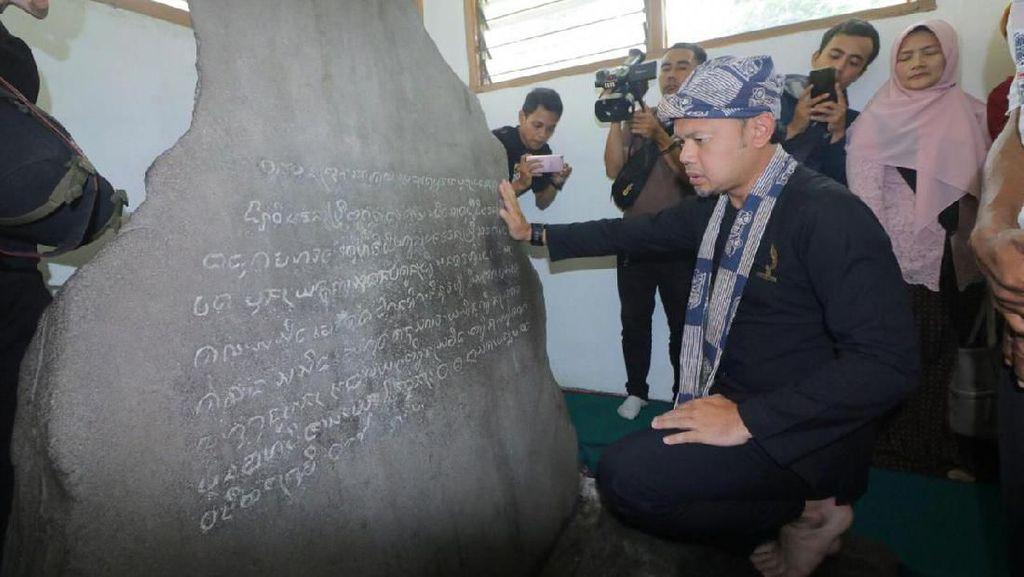 Pemkot Bogor Bakal Tata Prasasti Batutulis hingga Museum Perjuangan