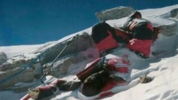 Death Zone di Gunung Everest