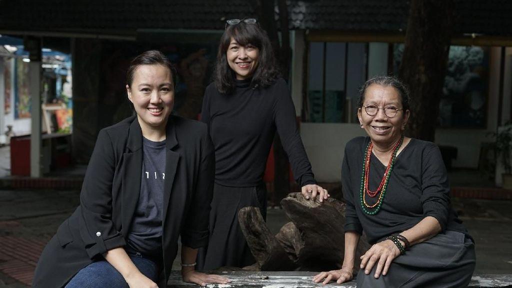 Pasar Seni Ancol Jadi Lokasi Jakarta Biennale 2020