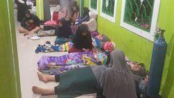 Diduga Keracunan Makanan, 40 Santriwati di Ponpes Palopo Dilarikan ke RS