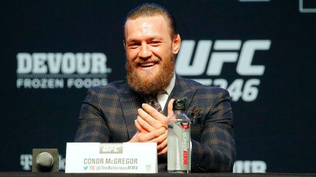 Conor McGregor membantah telah berubah.