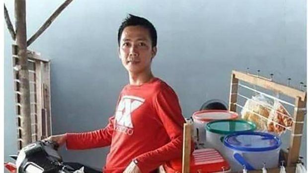 Sjak Fo Phang, warga Singkawang mirip Donnie Yen.