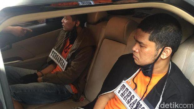 Dua eksekutor dijemput Zuraida untuk membunuh Jamaluddin