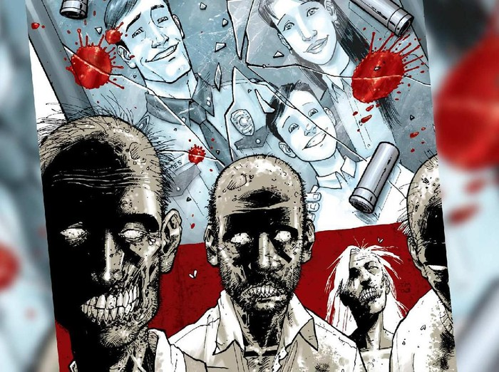 Novel Grafis The Walking Dead