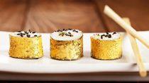 Fakta Unik Edible Gold Emas 24 Karat yang Bisa Dimakan
