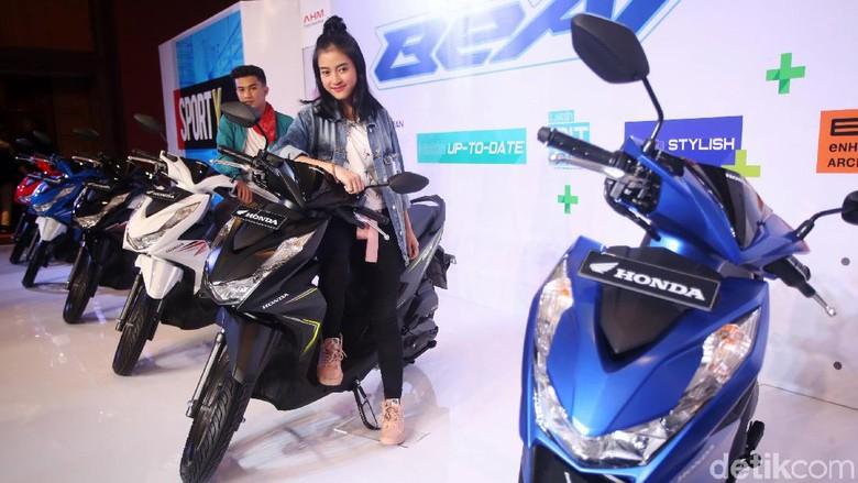 Honda BeAT 2020 Foto: Agung Pambudhy