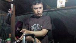Heboh Donnie Yen KW, Sini Lihat Abang Angkringan Mirip Ahmad Dhani