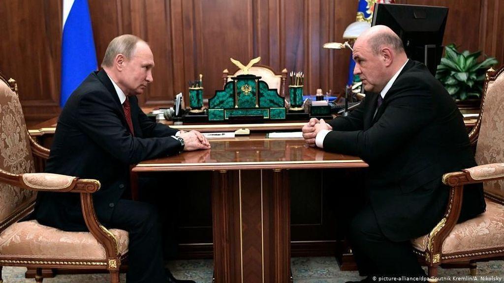 Putin Tunjuk Mikhail Mishustin Jadi Perdana Menteri Baru Rusia, Siapa Dia?