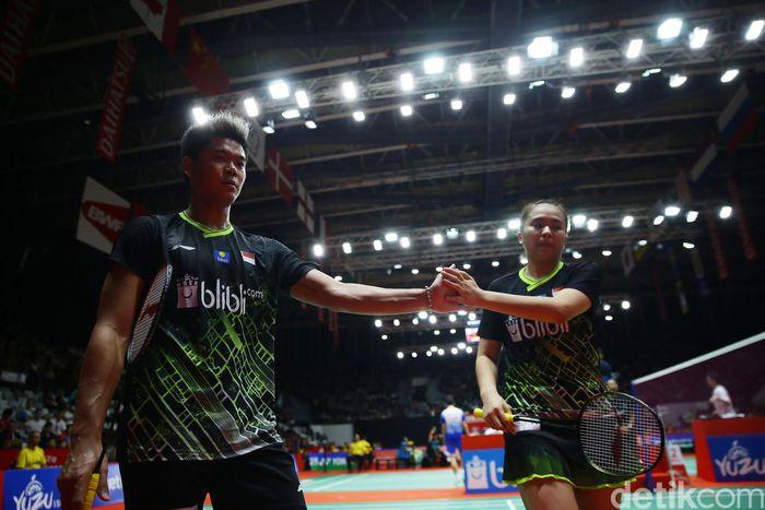 Lolos ke perempatfinal Indonesia Masters 2020.