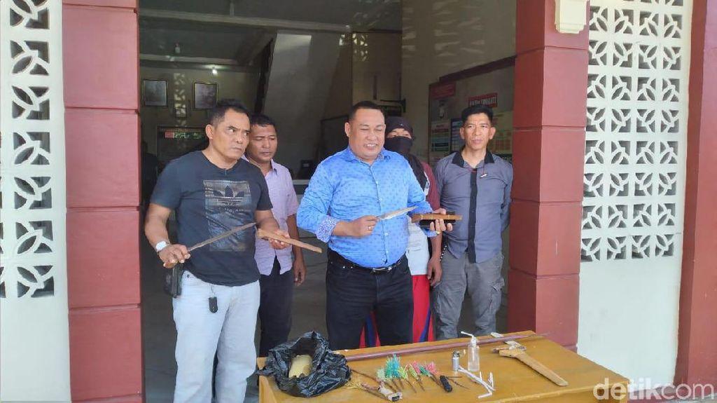 20 Bulan Buron Usai Siksa Teman hingga Koma, Kato Ditangkap Polsek Tamalate