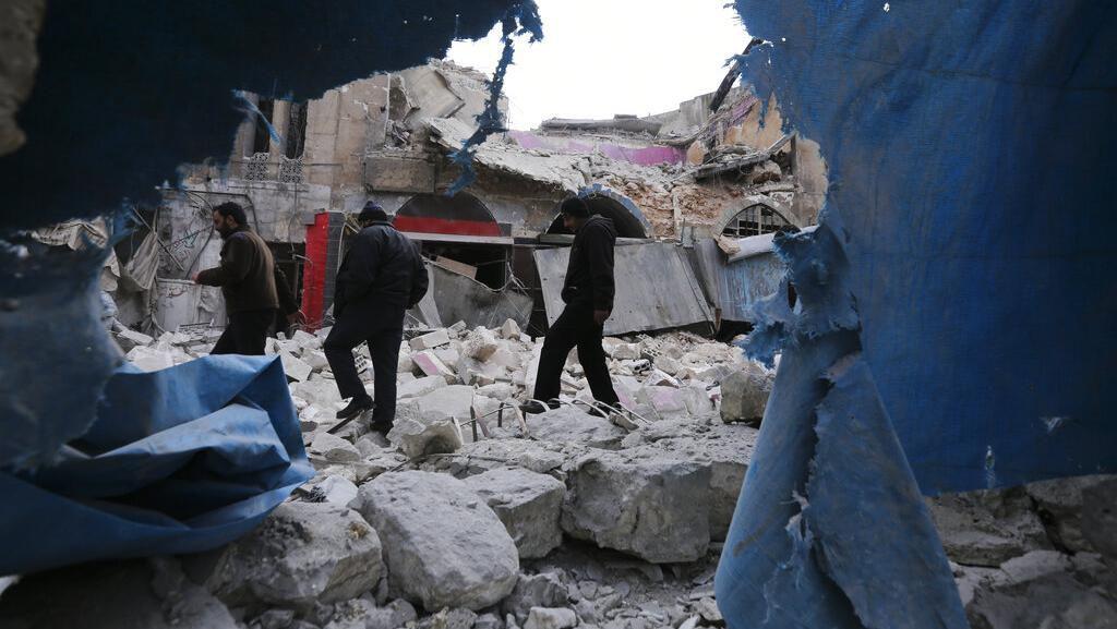 Serangan Rudal Hantam Suriah, 5 Warga Sipil termasuk Anak Tewas