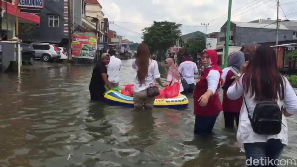 Samarinda Banjir Berhari-hari, Wali Kota Disorot DPRD