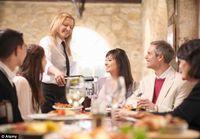Di Restoran Ini Makan Lebih dari 90 Menit Didenda Rp 400 Ribu
