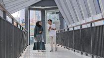 Pandanaran Skybridge Kembali Dibuka, Bisa Foto Prewed Gratis di Sini