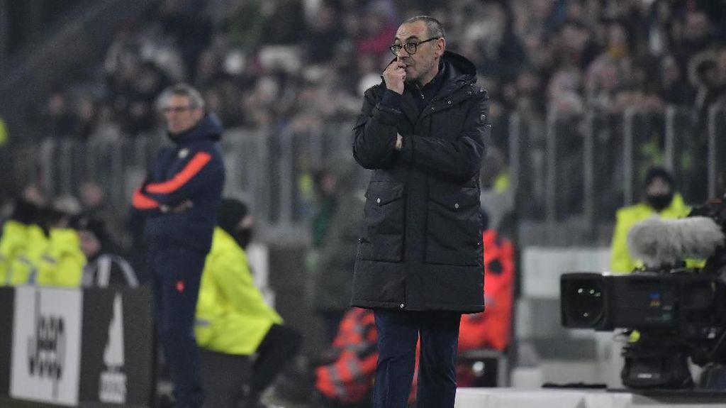 Juventus Dominan Vs Udinese, Sarri: Itu Bukan Sarriball
