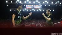 Gagal di Final Thailand Open, Praveen/Melati Menyesal