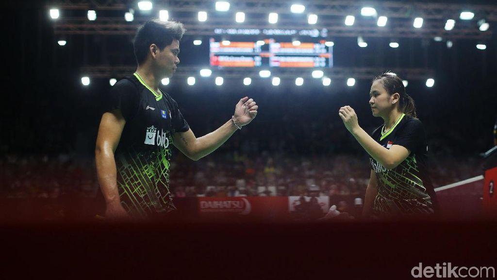 Evaluasi untuk Ganda Campuran di Indonesia Masters 2020, Terkhusus kepada Praveen