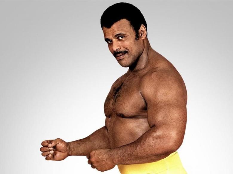 Rocky Johnson. Foto: Dok. WWE
