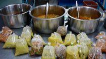Kebiasaan Membungkus Makanan Panas Pakai Plastik Bisa Picu Kanker Payudara