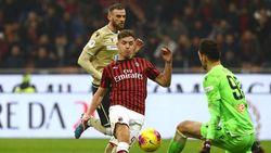 Milan Vs SPAL: Tanpa Ibrahimovic, Rossoneri Menang 3-0
