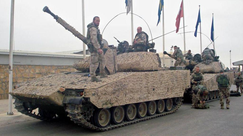 Militer Swedia Tertipu Perwira Berijazah Palsu, Terbongkar Setelah 1 Dekade