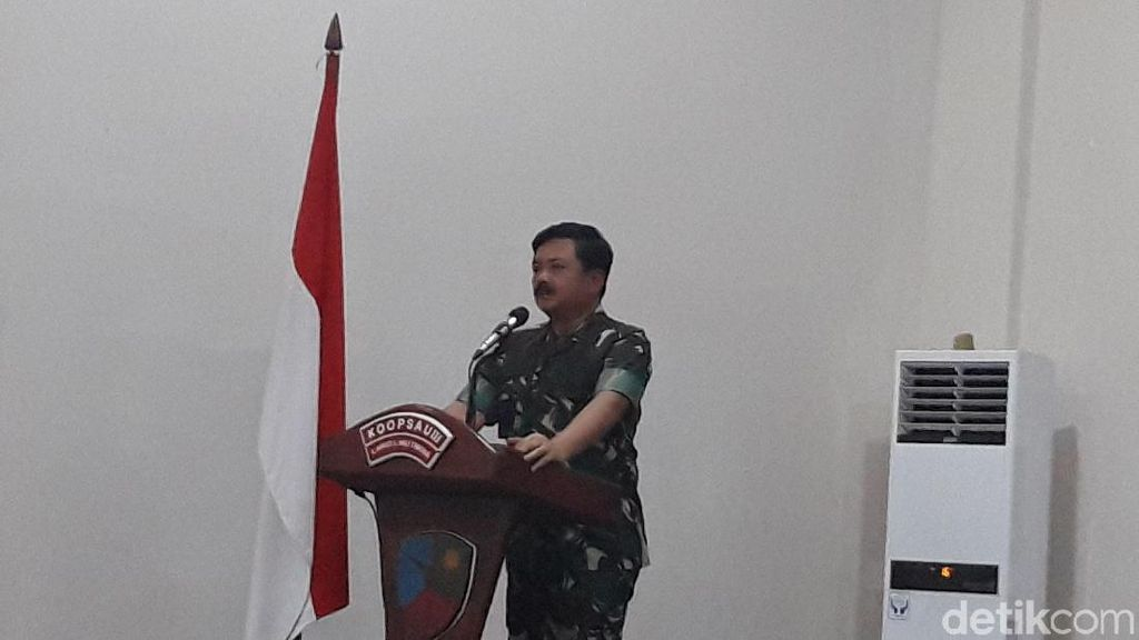 Panglima-Kapolri Minta Aparat Profesional Hadapi Pilkada 2020 di Morotai