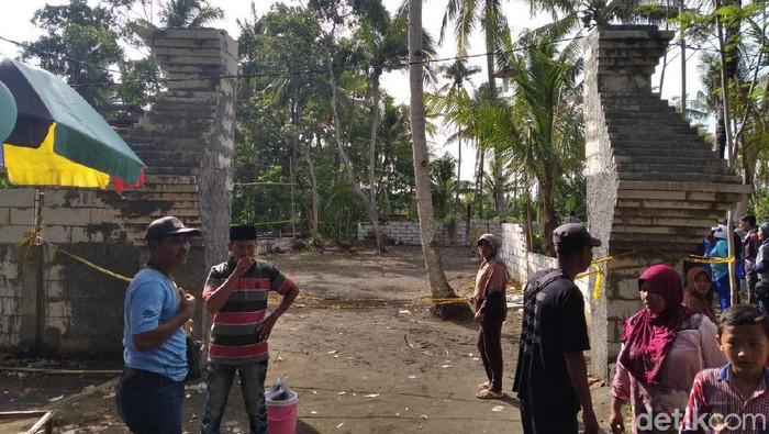 Area Keraton Agung Sejagat Purworejo (Usman Hadi/detikcom)
