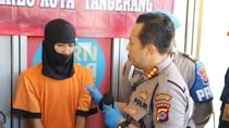 Polisi Tangkap Mahasiswa Perampok Taksi Online di Tangerang