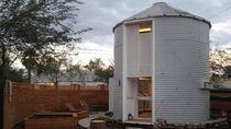 Foto Gudang Bekas Diubah Jadi Rumah Modern, Bagian Dalamnya Bikin Terpana
