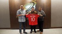 Erick Thohir Turun Tangan Bereskan Manajemen Semen Padang
