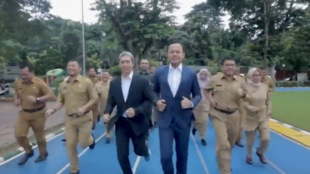 Kota Bogor HUT ke-538, Usung Tema Solidaritas di Tengah Pandemi