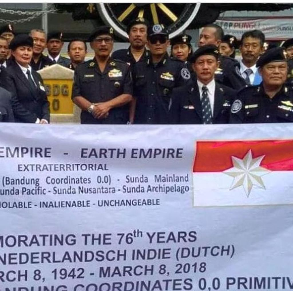Heboh Sunda Empire, Ini Komentar Orang-orang di Twitter