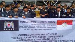 Sunda Empire Sosialisasi Program di Lhokseumawe, Polisi Turun Tangan