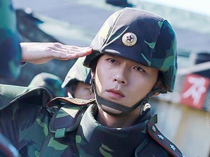 hyun bin di drama korea crash landing on you