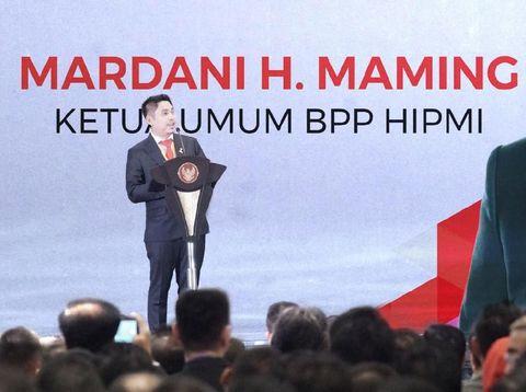 HIPMI Minta Presiden Pertegas Regulasi Proyek Buat Pengusaha Muda