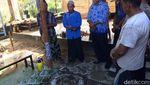 Makam di Kontrakan Raja Keraton Agung Sejagat Dibongkar Warga