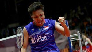 Greysia Polii/Apriyani Rahayu Melaju ke Semifinal