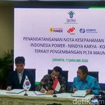 RI-Korsel Garap Proyek Pembangkit Listrik Rp 10 Triliun di Jateng