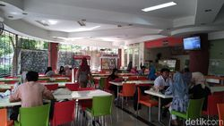 Meski Minimalis, Kafe Cangkir Jadi Favorit Mahasiswa UIN