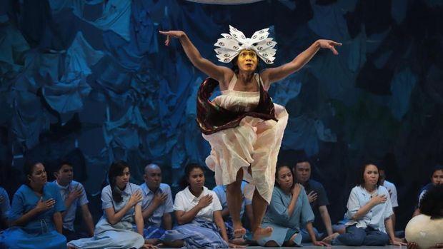 'Planet Sebuah Lament': Ode dari Melanesia