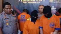 Dua Jambret dan Pasutri yang Pakai Sabu di Kota Probolinggo Diamankan