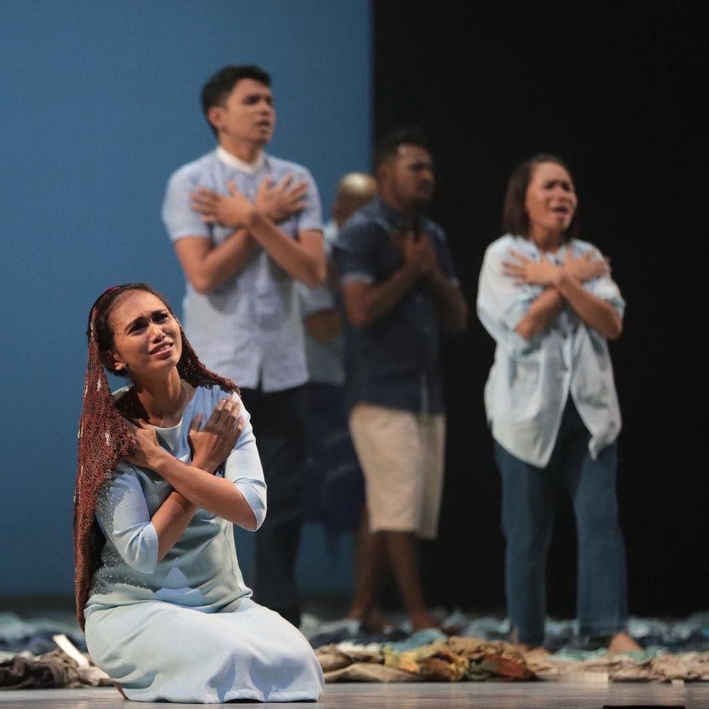 Planet Sebuah Lament: Ode dari Melanesia
