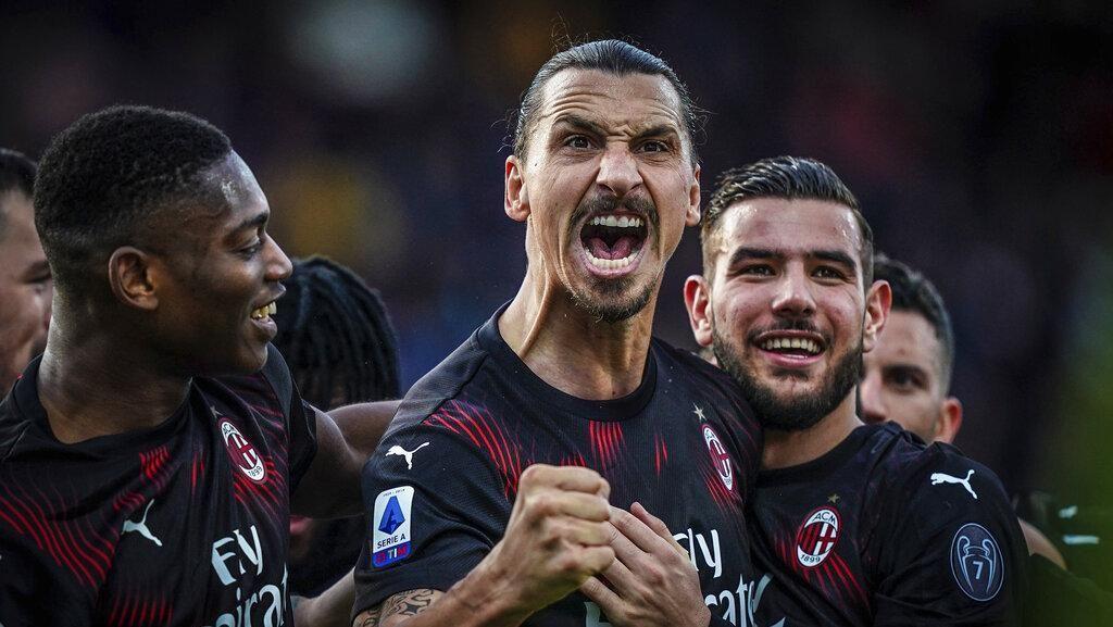 Ibrahimovic Belum Capai Performa Terbaik di Milan
