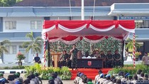Beri Arahan Personel di Ambon, Panglima TNI Bicara Stabilitas Keamanan