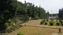 Ini Taman Isola UPI Tempat Sunda Empire Upacara Hari Jadi PBB